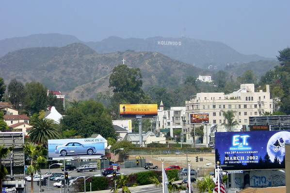 22 H&H - Hollywood sign