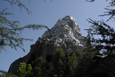 The Matterhorn definitely is overdue for a renovation