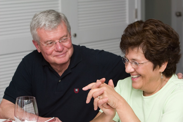 Don and mom