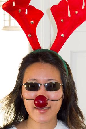 Rudolph in full effect