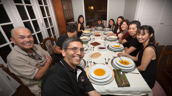 Thanksgiving Dinner 2011