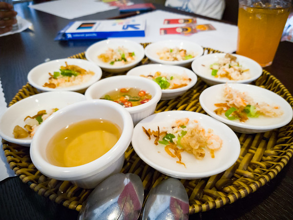 Excellent banh beo