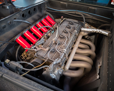 The M1's inline-6