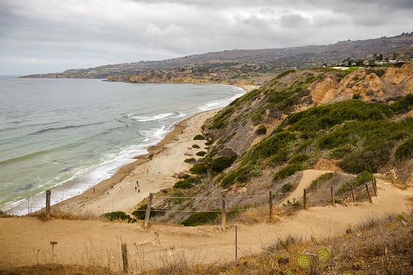 Sunset Trail to Rancho Palos Verdes Beach