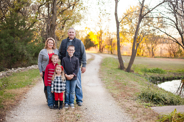 Allen Family 2016