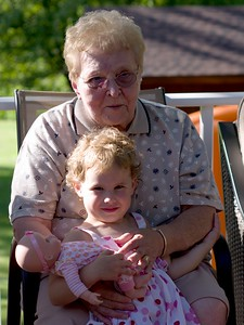 Sr. Margaret and Lilly