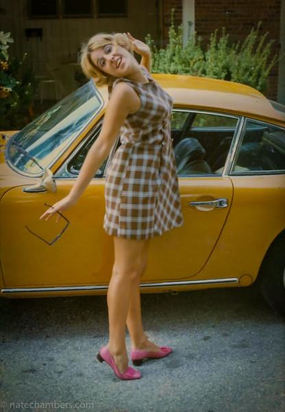 Kathy Marshall circa 1960s