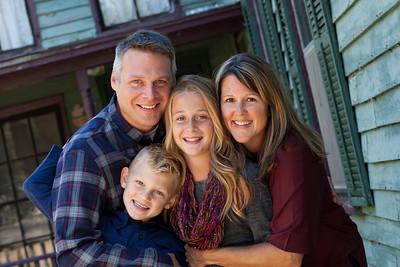 Retrum Family Fall 2015