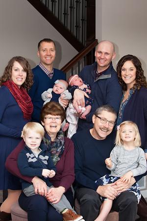 Scullin Family 2017