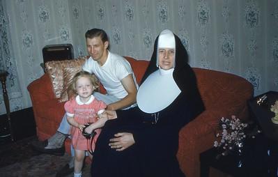 Sister Rose Regina, Bill and rose Marie
