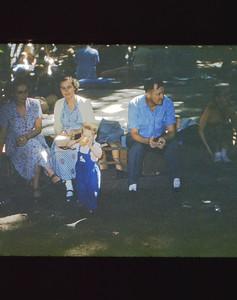 Picnic at German Park Aug 1952