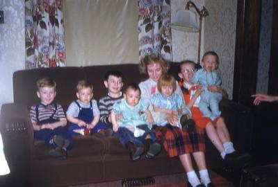 David's Birthday 1952