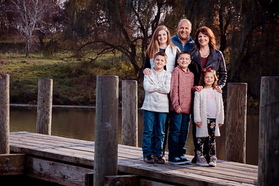 Mark Hauptman Family Portrait Session
