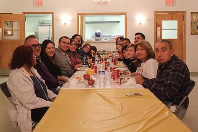 Betancourt Family Thanksgiving Dinner