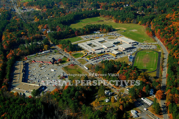 Harbor Village Shopping Center - North Middlesex Regional High School - Townsend Ma.