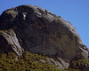 One of the many impressive, huge and humbling rocky peaks in Sequoia National Park.