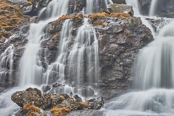 Fuglafjørður Waterfall