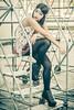 "model Anca Ola, and muh Rachel Samson  <a href=""http://theriothaus.blogspot.ca"">http://theriothaus.blogspot.ca</a>), Granville Island, Vancouver, BC, Canada"