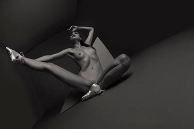 ballet5B&W