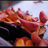 7Nov08<br /> <br /> fallen leaves again.<br /> <br /> this will probably be the last of these, as they were dropping pretty quickly today, and the rains are coming in.  by the time i see them on monday, the limbs just might be bare.<br /> <br /> f/4.5, 1/2s, iso 640.