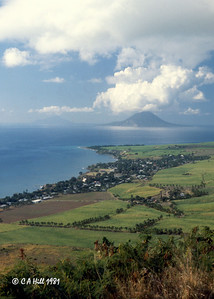 Saba and 'Statia from St Kitts, 1981