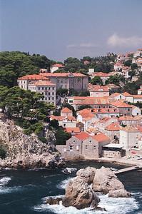 Dubrovnik, Croatia AUG 2004
