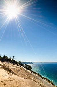 Sleeping Bear Dunes National Lake Shore, Michigan