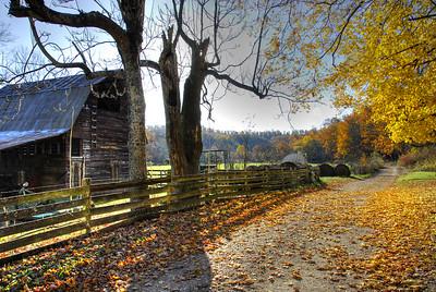 Autumn. Missouri Ozarks.