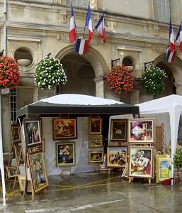 route des peintres (St Remy de Provence, 2002)