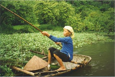 Fishing in Vietnam (1995)