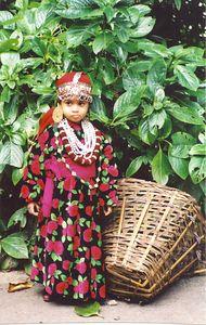 bengali girl (Darjeeling 2000)