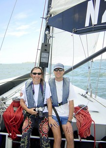 01 Sailing on NZL 40