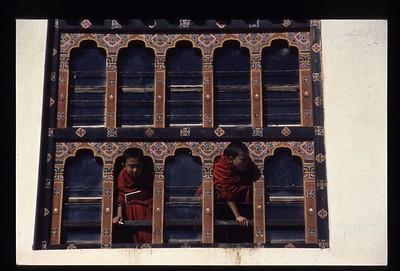 15 monks & window 75
