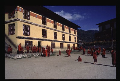 14 monastary (Timphu) 74