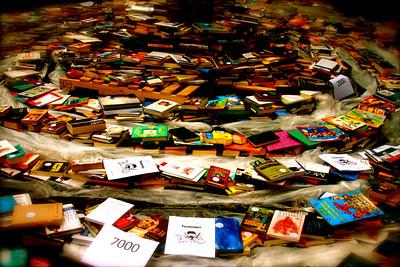 Miami Book Fair International, downtown Miami. November 2010.