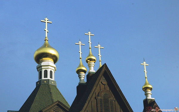 This Photo was entered in Fred Miranda Weekly Contest 'Churches' <br /> It was titled 'To Russia with Love'