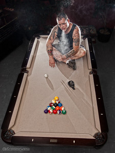 """pool table break"""