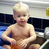 Kamryn taking a. . .sink?
