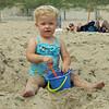 Kamryn at the Beach