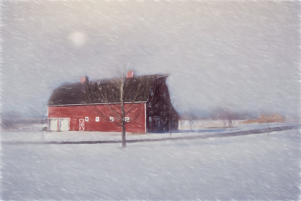 The Loveland Red Barn