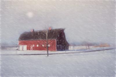 The Loveland Red Barn