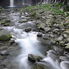 Shiroto Waterfall on the west side of Mt. Fuji. <br /> <br /> ...and unfortunately the final resting place of my lens cap.
