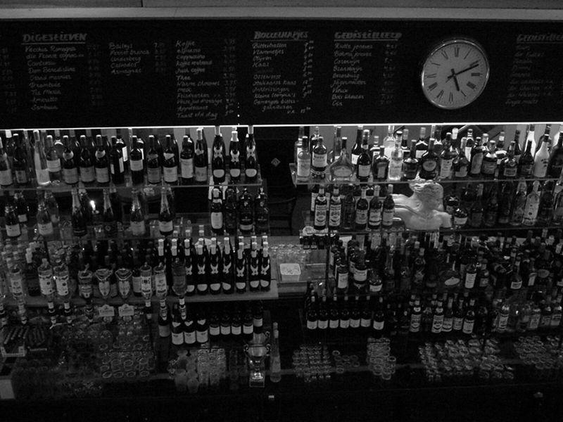 Cafe Dante, Amsterdam