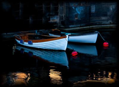 Row Boats  Copenhagen
