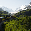 Alaska Railroad from Anchorage to Seward