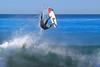 Surfing at Leucadia, California, November 2014.