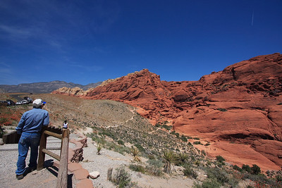 Red Rocks Wide Angle, 1st pullout.