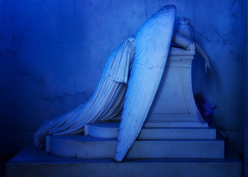 Weeping Angel - New Orleans, Louisiana