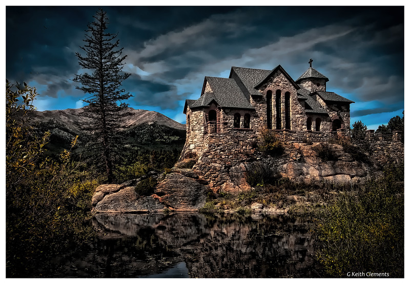 The Church on the Rock St Malo Colorado