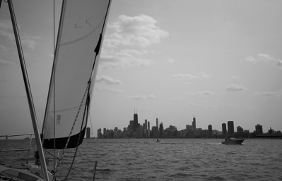 Windy Skyline, Chicago